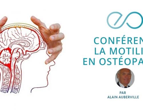 Webconférence la Motilité en Ostéopathie