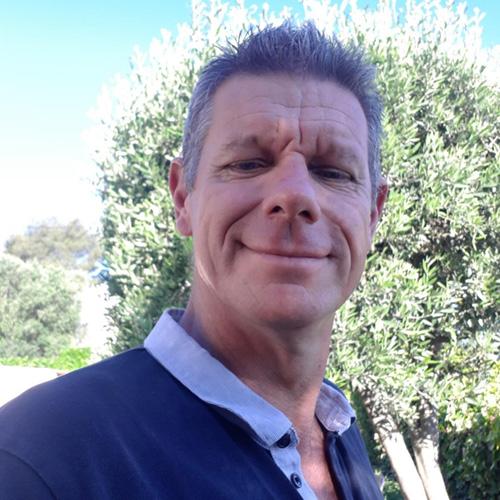 Jean-François THIRIOT Ostéopathe DO diplômé d'Eurostéo en 2008